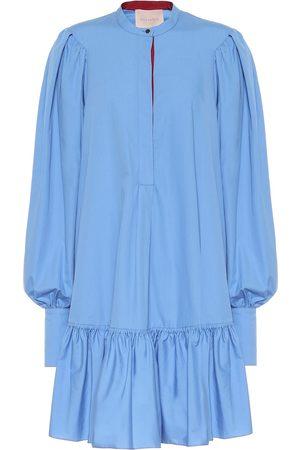Roksanda Mujer Casual - Vestido corto Deva de algodón