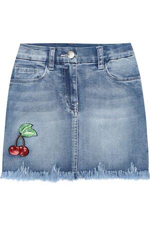 MONNALISA Minifalda de jeans
