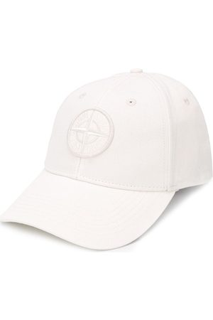 Stone Island Gorra de béisbol con logo
