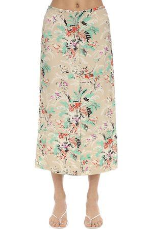 Colville | Mujer Falda Midi Con Estampado 38