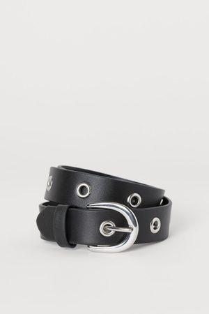 H&M Cinturón con ojales