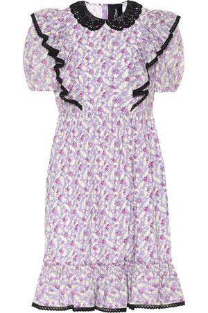Marc Jacobs Vestido midi The Shirley de algodón