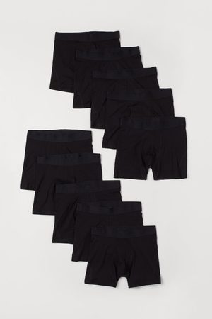 H & M Pack 10 calzoncillos Trunk