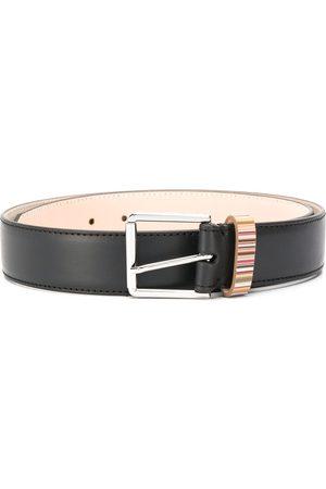 Paul Smith Cinturón fino con hebilla