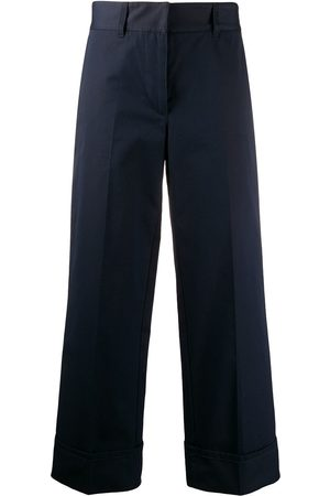Prada Flared tailored trousers