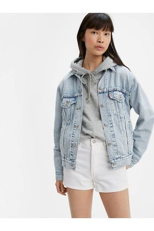 Levi's 501® High Waisted Shorts / In The Clouds