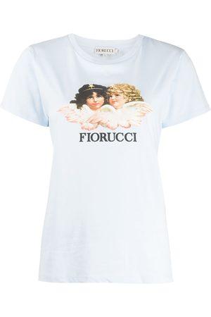 Fiorucci Camiseta Vintage Angels