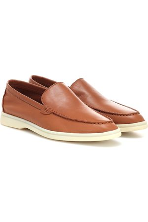 Loro Piana Mocasines Summer Walk de piel