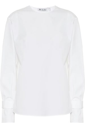 Loro Piana Camisa de algodón