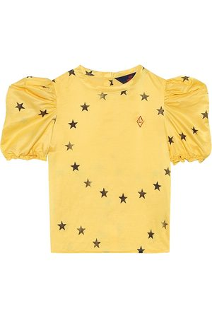 The Animals Observatory Blusa Canary en mezcla de seda