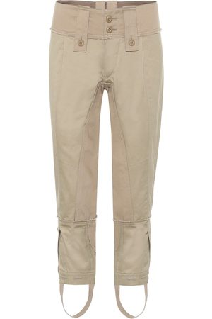 JUNYA WATANABE Pantalones skinny de algodón