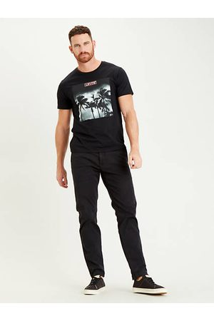 Levi's Hombre Pantalones chinos - Standard Taper Chino / Mineral Black Shady