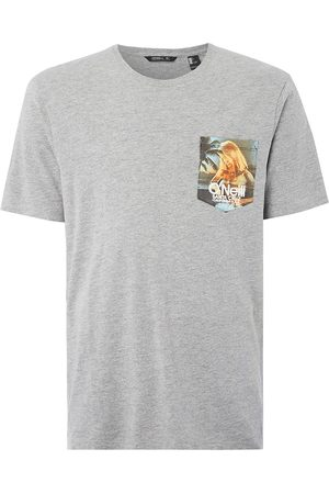O'Neill Print T-Shirt gris