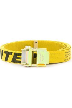 OFF-WHITE Hombre Cinturones - Cinturón 2.0 mini con diseño industrial