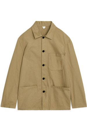 ARKET Workwear Cotton Overshirt