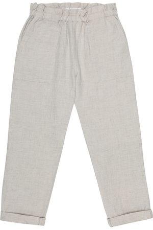 BONPOINT Pantalones Nandy de cambray