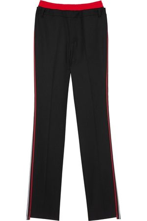 Burberry Pantalones de chándal con doble cintura