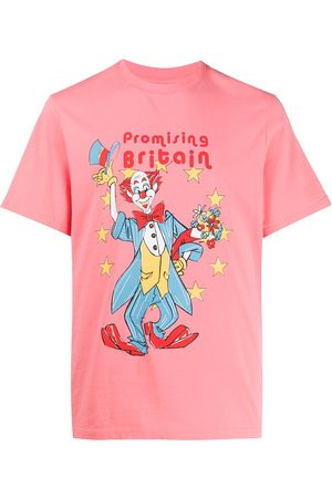 MARTINE ROSE Camiseta Promising Britain