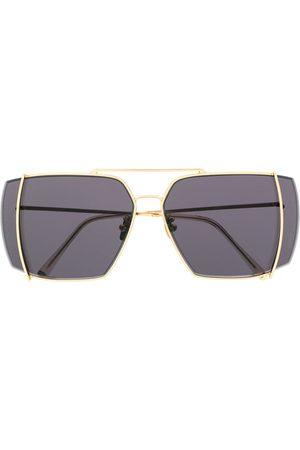 Retrosuperfuture Gafas de sol con logo grabado Teorema