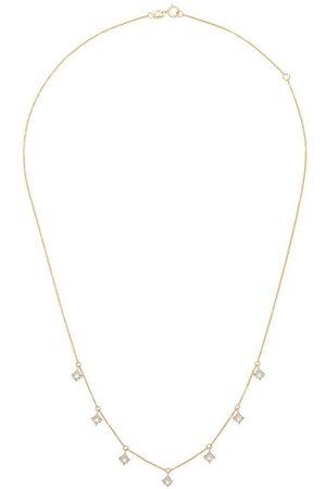 Dana Rebecca Designs Mujer Collares - Collar en oro amarillo de 14kt con diamantes