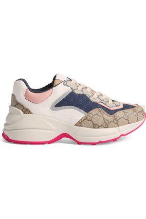 Gucci Mujer Zapatillas deportivas - Zapatilla GG Rhyton para mujer
