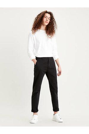 Levi's Hombre Pantalones chinos - Slim Taper Chino / Mineral Black Shady