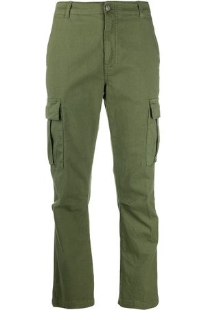 P.a.r.o.s.h. Mujer Pantalones cargo - Cargo pocket trousers