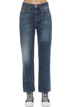 3x1 | Mujer Jeans De Denim Con Pierna Recta 25