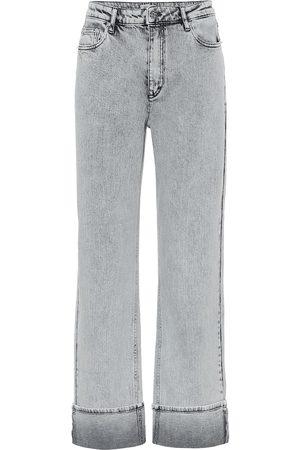 Baum und Pferdgarten Jeans rectos Nanne de tiro medio