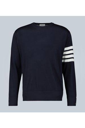 Thom Browne Jersey 4-Bar de lana merino