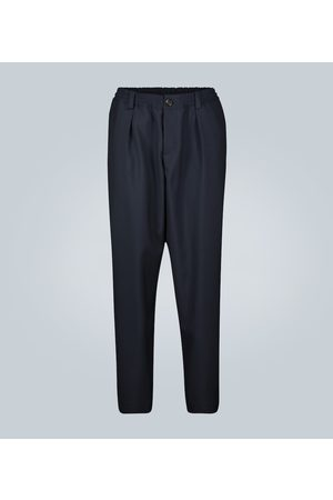 Marni Pantalones de poliéster técnico