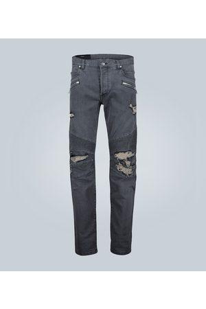 Balmain Jeans skinny rotos