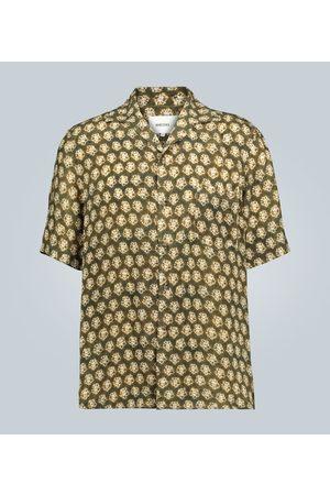 Nanushka Camisa con estampado tie-dye