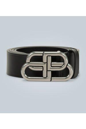 Balenciaga Cinturón BB con hebilla grande