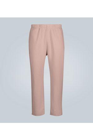 Les Tien Pantalones deportivos de algodón