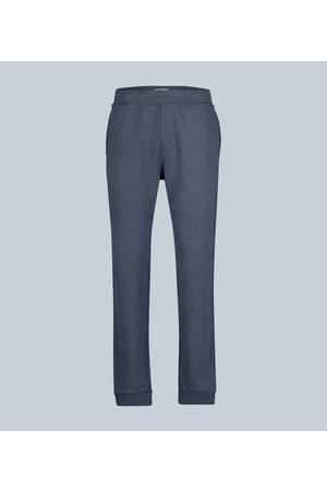 Sunspel Pantalones de chándal de algodón