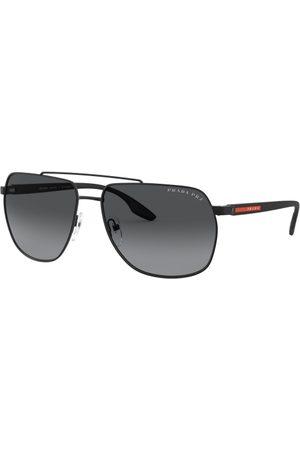 Prada Linea Rossa Hombre Gafas de sol - PS 55VS 1BO5W1 Matte Black