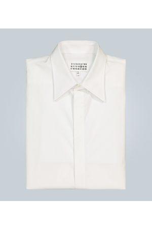 Maison Margiela Camisa de algodón
