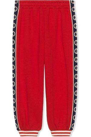 Gucci Chándals - Pantalones de chándal con logo