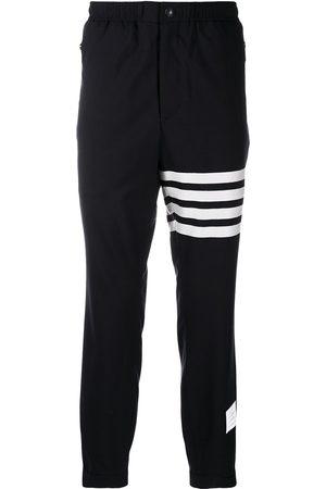 Thom Browne Pantalones de chándal tapered