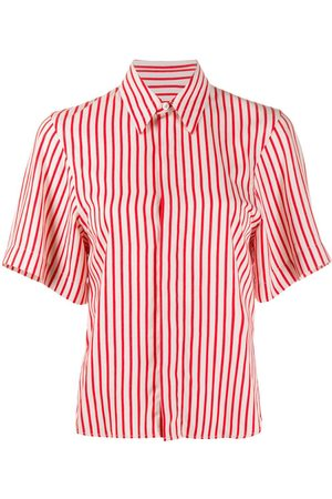 Ami Camisa de manga corta con botones invisibles
