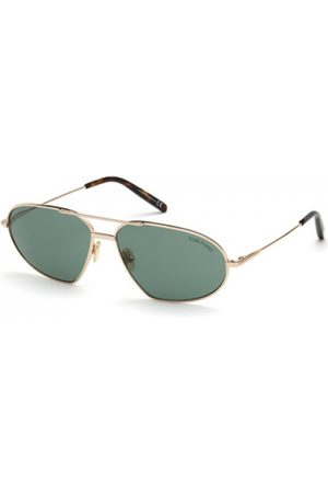 Tom Ford Hombre Gafas de sol - Bradford FT0771 28N Golden