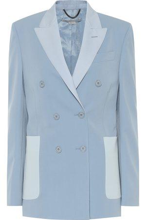 Stella McCartney Blazer de lana