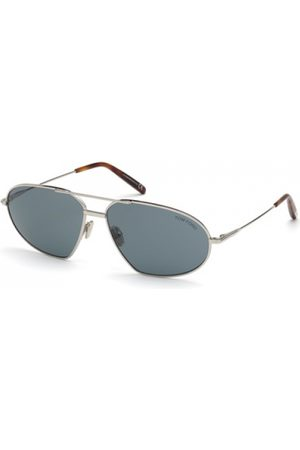 Tom Ford Hombre Gafas de sol - Bradford FT0771 16V Silver