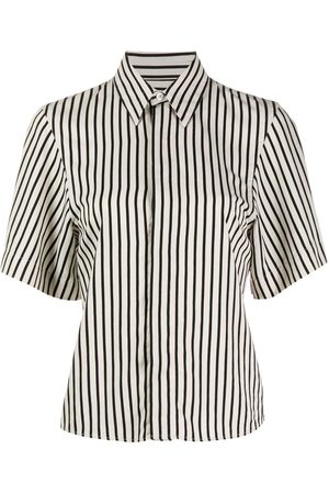 Ami Camisa a rayas de manga corta