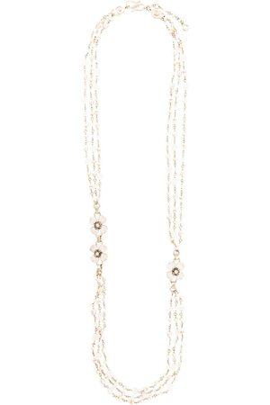 Goossens Collar con colgante con diseño de trébol