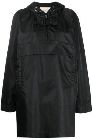 1017 ALYX 9SM Abrigo estilo boxy con capucha
