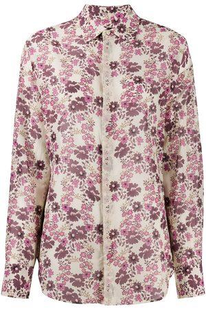 Dsquared2 Camisa con estampado floral