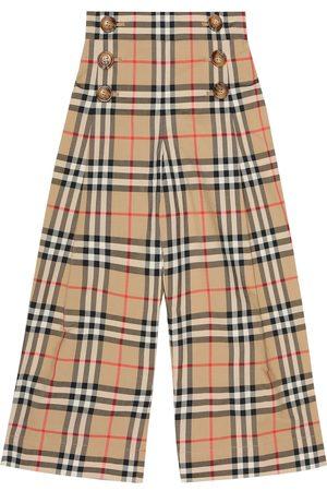 Burberry Pantalones Tilda Vintage Check