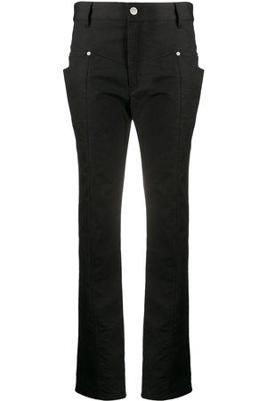 Isabel Marant Mujer Pantalones slim y skinny - Lorrick trousers